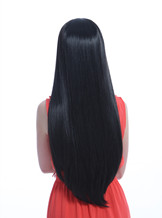 Wholesale Lady's long straight hair wig 584C