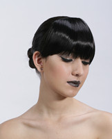 Wholesale synthetic hairpiece bang,fringe hair YS-8011LH