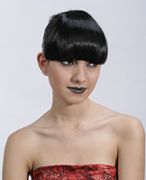 Clip in hair bangs. wig synthetic fringe hairpieces YS-8022LH