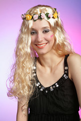 Cheap  blonde wedding bride hair wigs  P162